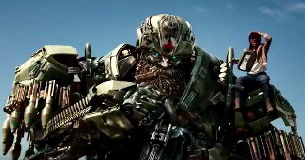 Novo trailer oficial de 'Transformers: O Último Cavaleiro'