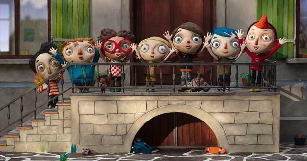 Trailer dobrado em português da animação 'A Minha Vida de Courgette'