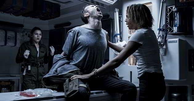 Segundo trailer de 'Alien: Covenant' mostra ataque de Xenomorfo