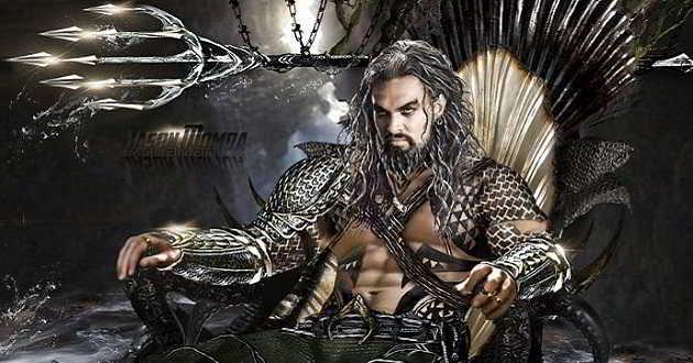 Lançamento nos cinemas de 'Aquaman' adiado para dezembro de 2018
