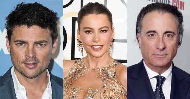 Karl Urban, Sofia Vergara e Andy Garcia juntos no elenco do thriller 'Bent'