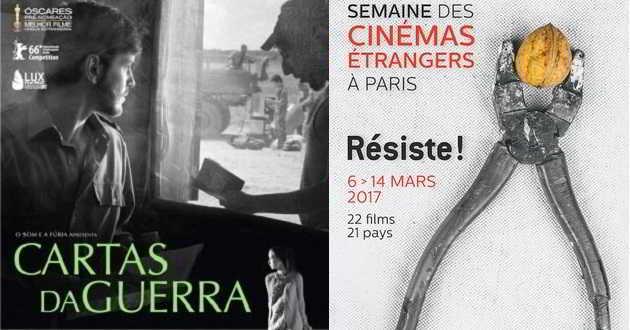 'Cartas da Guerra' de Ivo M. Ferreira selecionado para festival francês