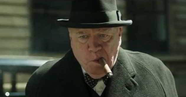 Divulgado o primeiro trailer oficial de 'Churchill' com Brian Cox