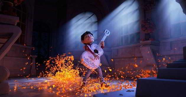 Disney/Pixar revelou o primeiro teaser trailer da animação 'Coco'
