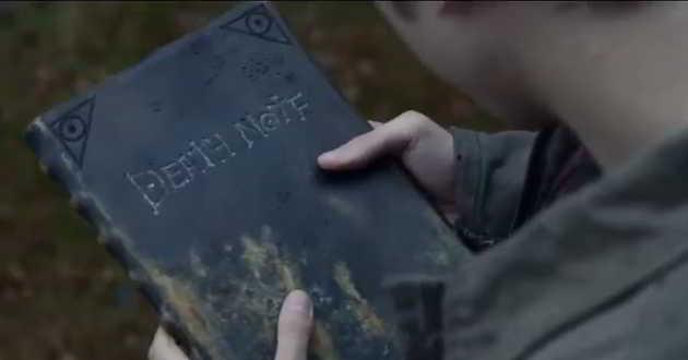 Primeiro teaser trailer da adaptação cinematográfica de 'Death Note'