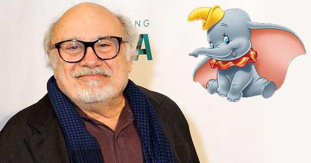 Danny DeVito em negociações com a Disney para o live-action 'Dumbo'
