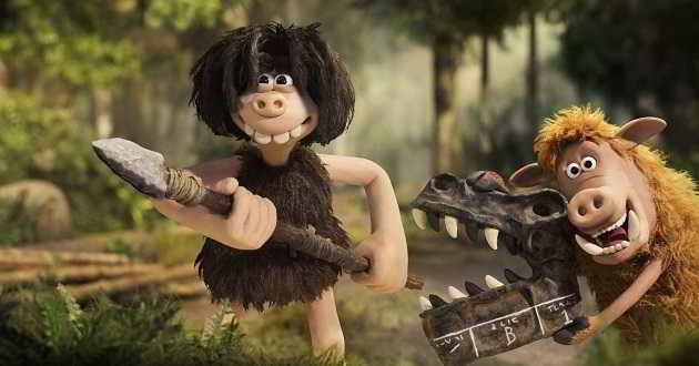 Revelado o primeiro teaser trailer oficial da animação 'Early Man'