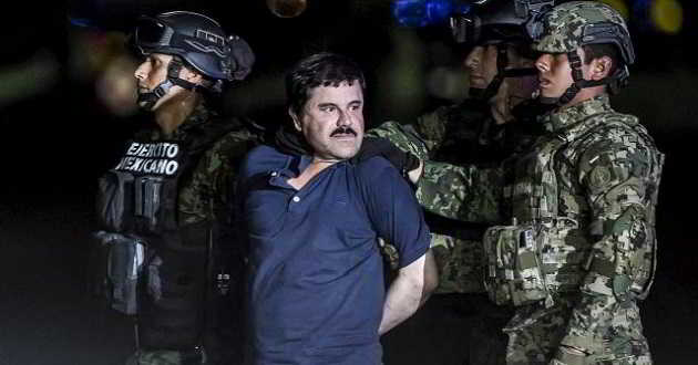 Sony vai desenvolver filme sobre o traficante mexicano El Chapo