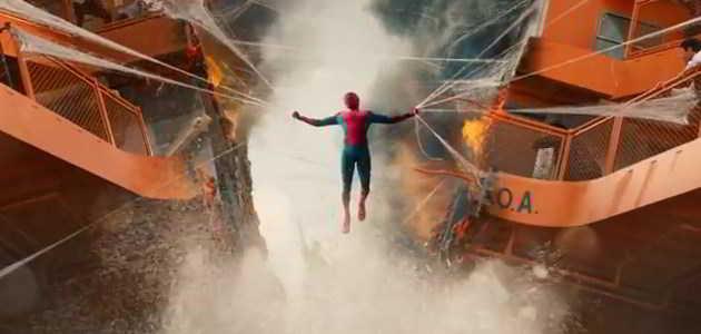 Segundo trailer oficial de 'Homem-Aranha: Regresso a Casa'