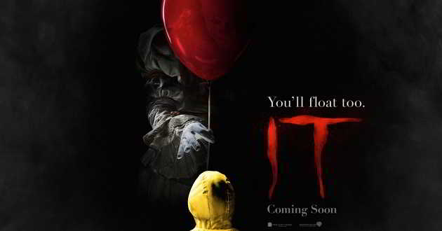 Revelado o primeiro teaser trailer do thriller de terror 'It'