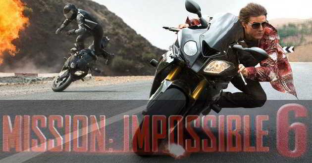 Henry Cavill no elenco de 'Missão Impossível 6' com Tom Cruise