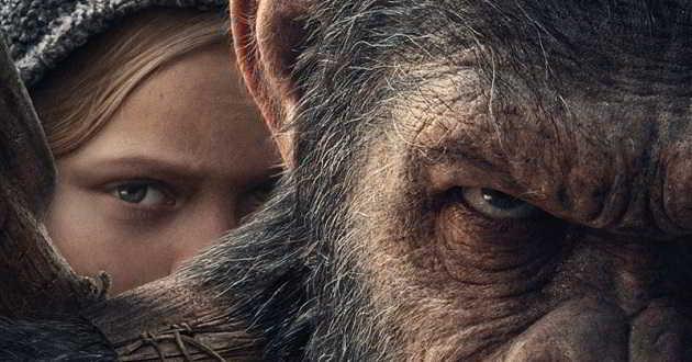 Divulgado um novo trailer oficial de 'Planeta dos Macacos: A Guerra'