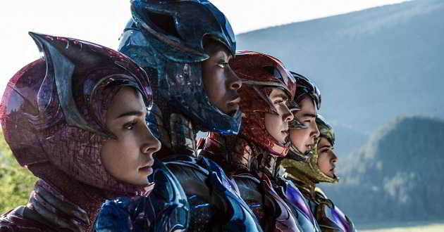Trailer legendado em português do reboot de 'Power Rangers'