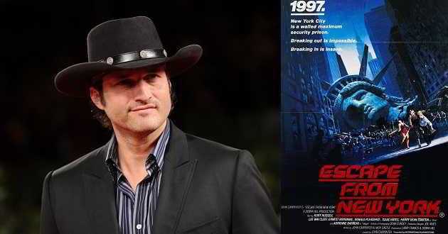 Robert Rodriguez poderá dirigir o remake de 'Nova Iorque 1997'
