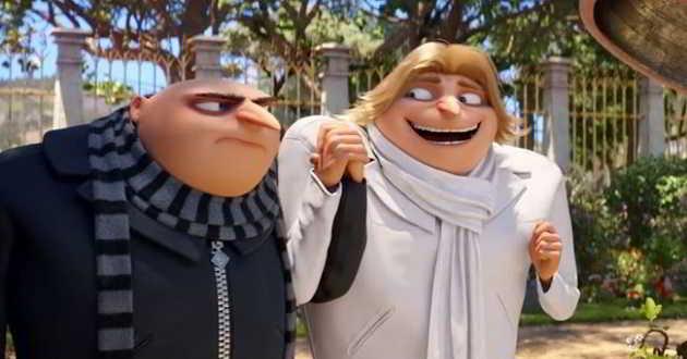 Veja o irmão gémeo de Gru no novo trailer português de 'Gru - O Maldisposto 3'