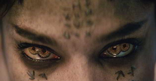 Novo poster oficial do reboot de 'A Múmia' com  Sofia Boutella e Tom Cruise