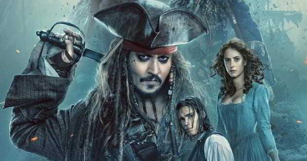 Novo trailer oficial de 'Piratas das Caraíbas: Homens Mortos Não Contam Histórias'