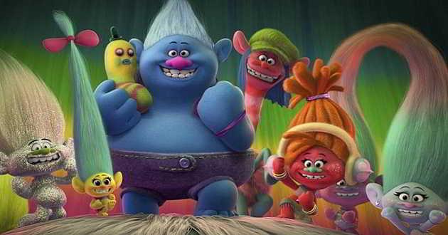 Oficializada a sequela de 'Trolls' e anunciada a data de estreia
