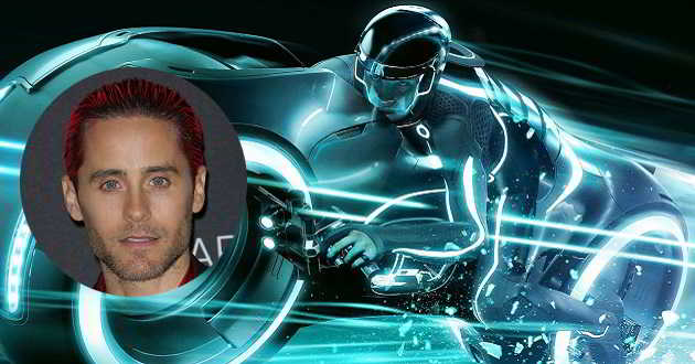 Disney interessada em Jared Leto para o novo filme de 'Tron'