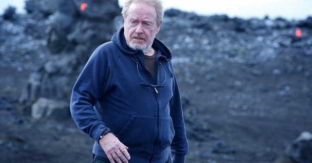 'Battle of Britain': Ridley Scott poderá dirigir filme sobre a II Guerra Mundial