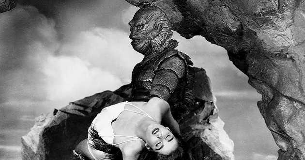 Universal vai desenvolver remake do filme de terror 'O Monstro da Lagoa Negra'
