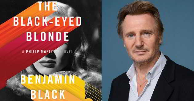 Liam Neeson será o detetive Philip Marlowe em 'The Black-Eyed Blonde'