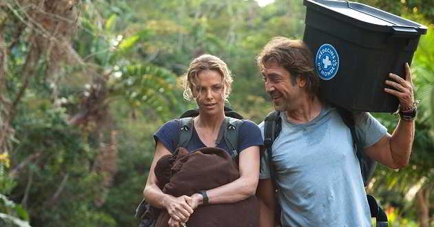 Charlize Theron e Javier Bardem no trailer português de 'The Last Face - A Última Fronteira'