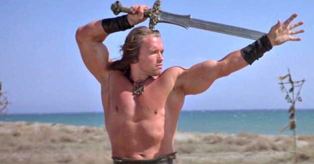 'The Legend of Conan': Produtor revela que o filme já não vai acontecer