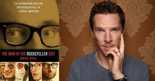 Benedict Cumberbatch poderá ser o protagonista de 'The Man In The Rockefeller Suit'