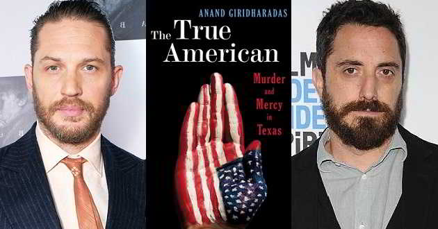'The True American': Tom Hardy no papel principal do novo filme de Pablo Larraín
