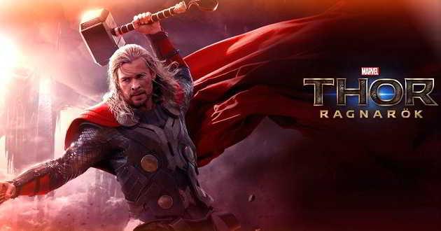 Revelado o primeiro teaser trailer oficial de 'Thor: Ragnarok'