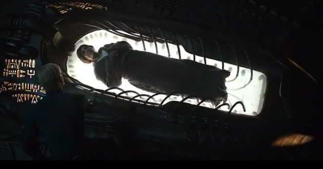 'Alien: Covenant': Assista ao prólogo em português com excertos inéditos