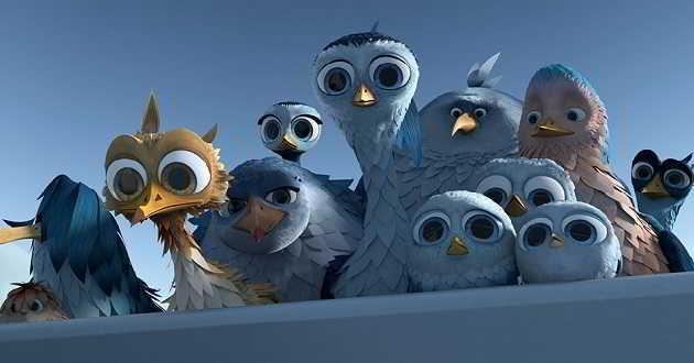 Trailer dobrado em português da animação 'Amarelinho'