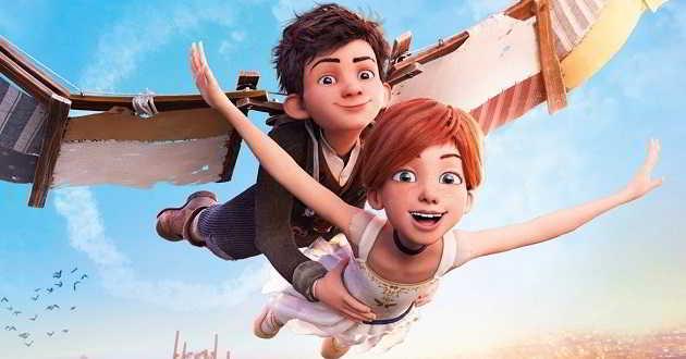 Trailer dobrado em português da animação 'Bailarina'