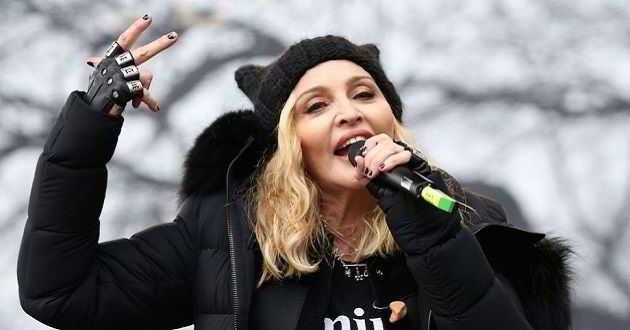 Madonna reage à anunciada cinebiografia: