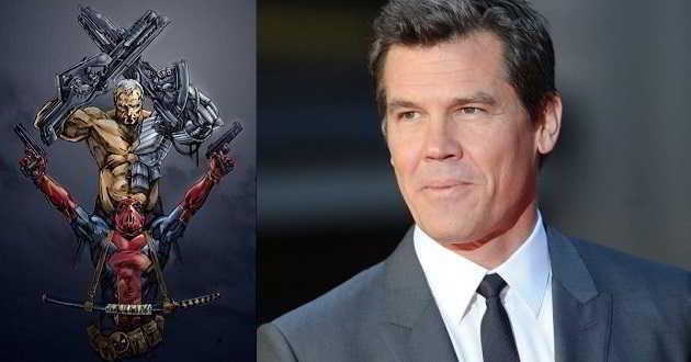Josh Brolin foi escolhido para interpretar o mutante Cable em 'Deadpool 2'