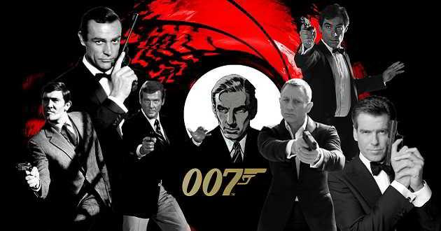 Cinco estúdios disputam os direitos dos próximos filmes da franquia '007'