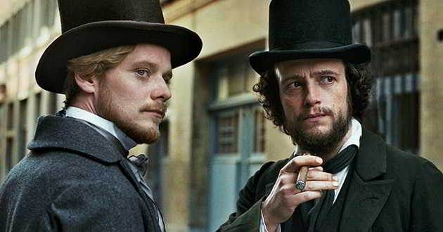 Trailer legendado em português do drama biográfico 'O Jovem Karl Marx'