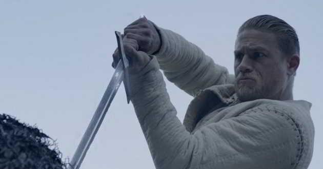 'Rei Artur: A Lenda da Espada': Terceiro trailer português