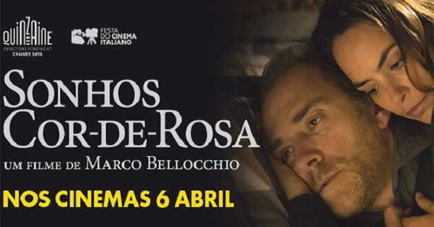 Trailer português de 'Sonhos Cor-de-Rosa', de Marco Bellocchio