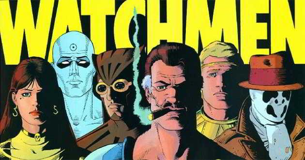 Warner poderá desenvolver uma animação para adultos de 'Watchmen'