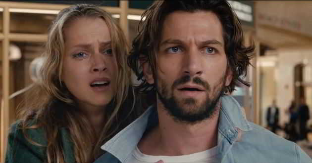 Trailer oficial de '2:22', thriller com Michiel Huisman e Teresa Palmer