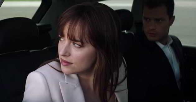 Revelado um teaser trailer de 'As Cinquenta Sombras Livre'