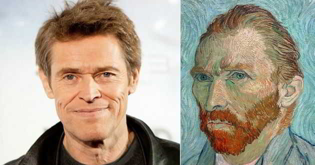 Willem Dafoe interpretará Vincent Van Gogh em 'At Eternity's Gate'