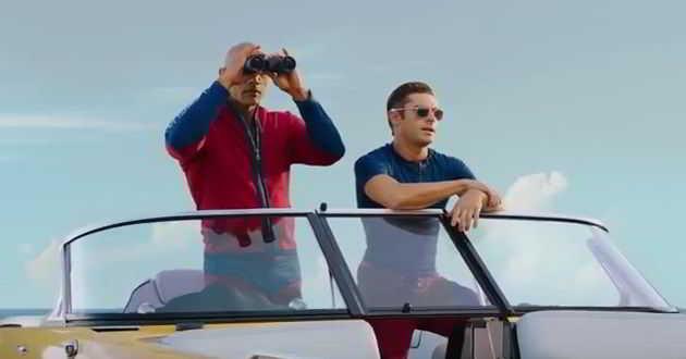 Trailer oficial restrito para adultos de 'Baywatch: Marés Vivas'