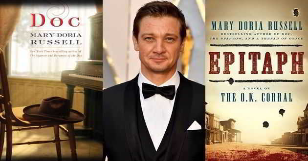Jeremy Renner vai interpretar o famoso pistoleiro Doc Holliday