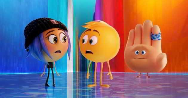 Primeiro trailer oficial da animação 'Emoji: O Filme'