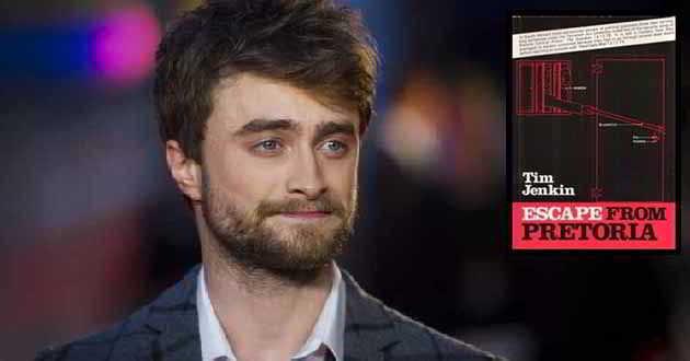 Daniel Radcliffe será um ativista anti-apartheid em 'Escape From Pretoria'