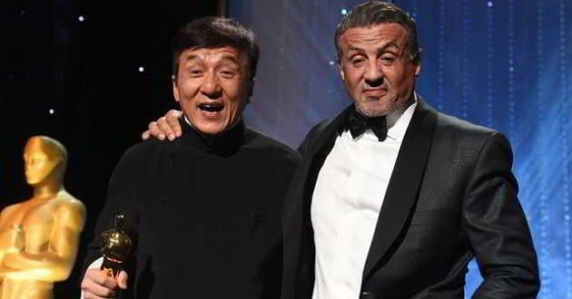 Jackie Chan e Sylvester Stallone juntos pela primeira vez em 'Ex-Bagdad'