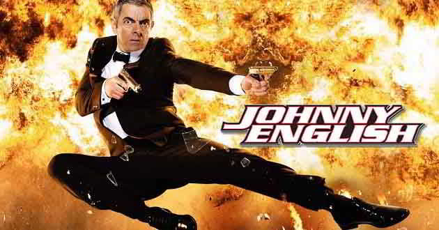 Rowan Atkinson regressa para o terceiro filme de 'Johhny English'